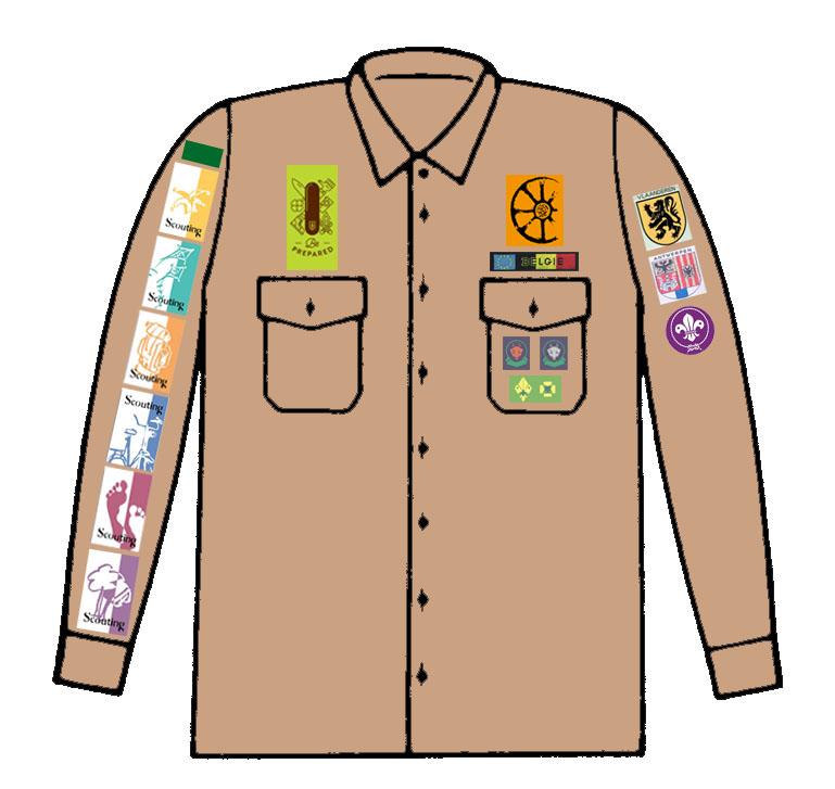 scoutshemd-leiding